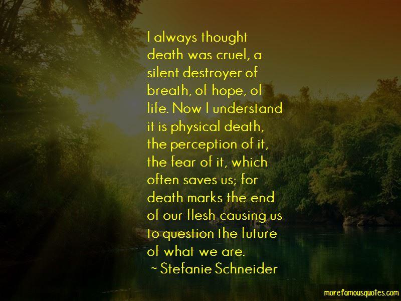 Stefanie Schneider Quotes Pictures 4