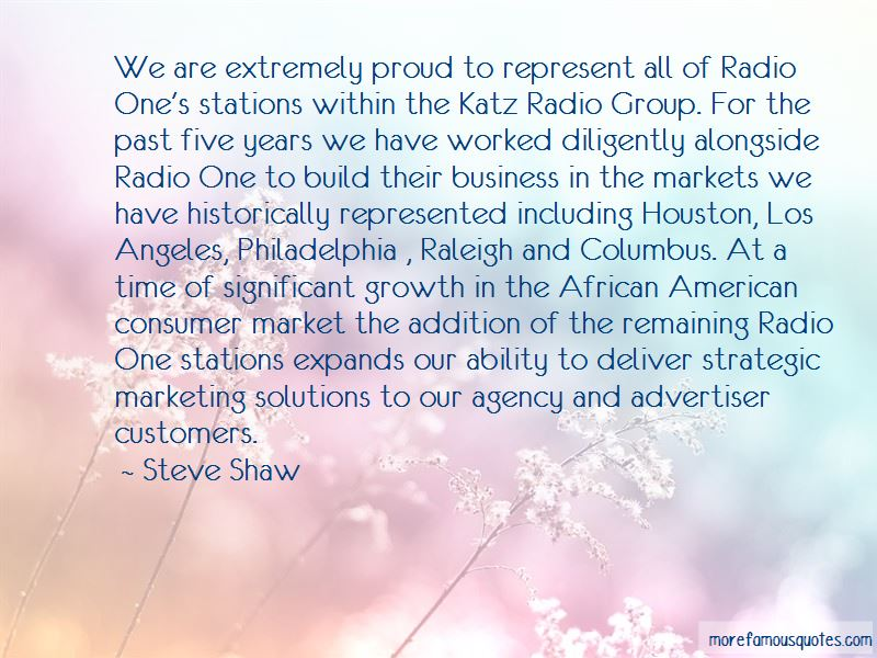 Steve Shaw Quotes Pictures 2