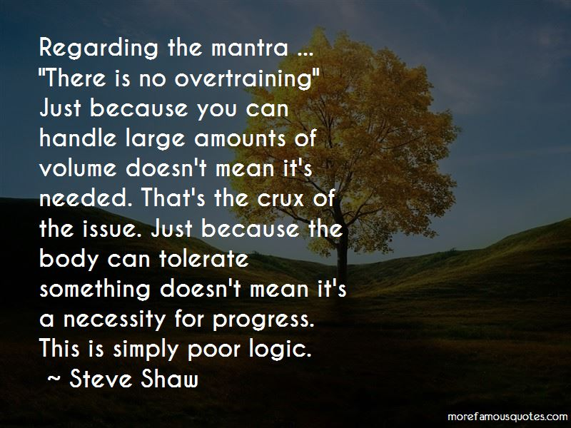 Steve Shaw Quotes Pictures 3
