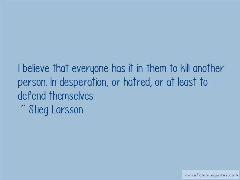 Stieg Larsson Quotes Pictures 3