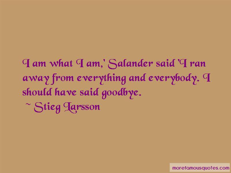 Stieg Larsson Quotes Pictures 4
