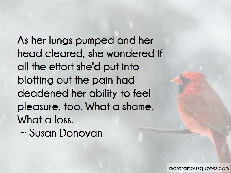 Susan Donovan Quotes Pictures 4