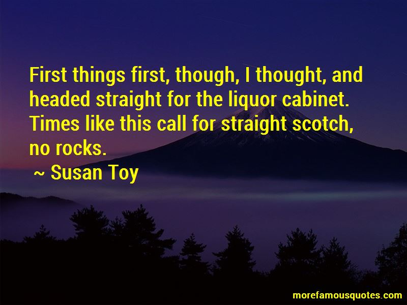 Susan Toy Quotes