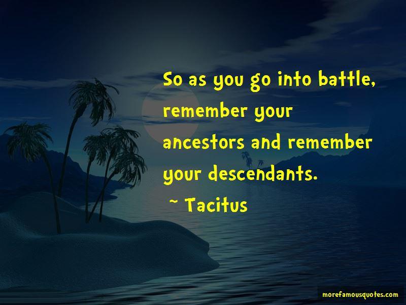Tacitus Quotes Pictures 3