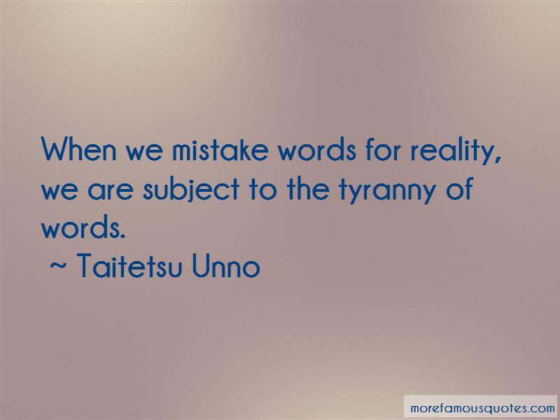 Taitetsu Unno Quotes Pictures 4