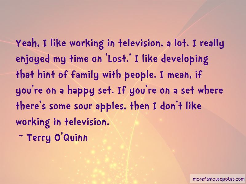 Terry O'Quinn Quotes Pictures 2