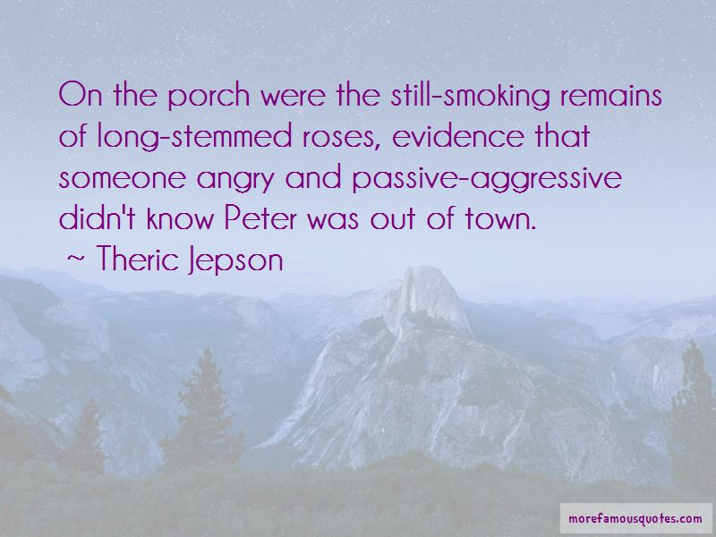 Theric Jepson Quotes Pictures 4