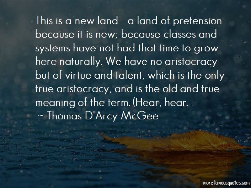 Thomas D'Arcy McGee Quotes Pictures 3