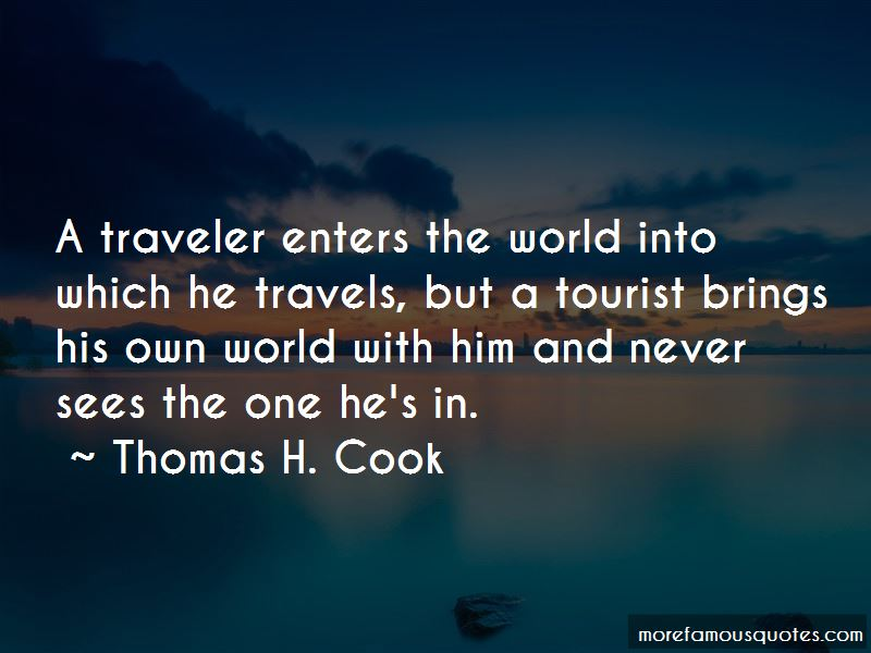 Thomas H. Cook Quotes Pictures 2
