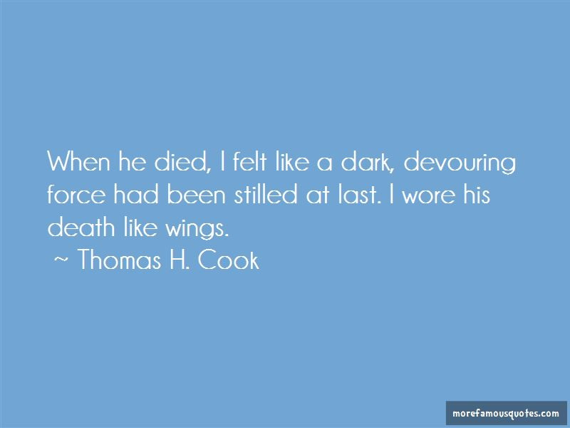 Thomas H. Cook Quotes Pictures 3