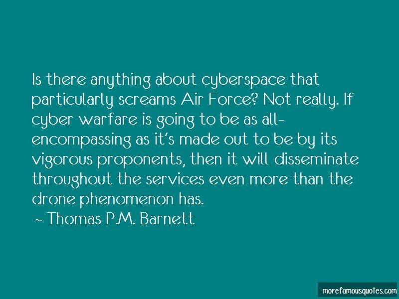Thomas P.M. Barnett Quotes Pictures 4