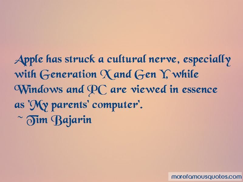 Tim Bajarin Quotes Pictures 2