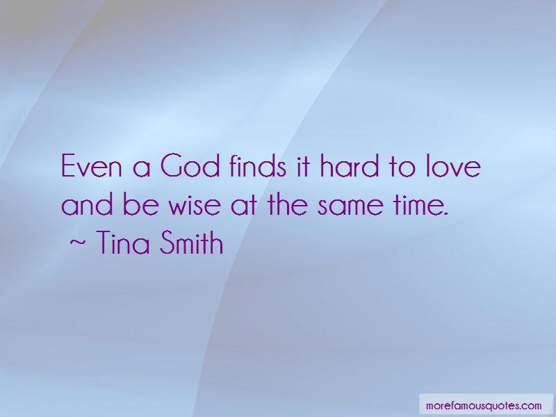 Tina Smith Quotes