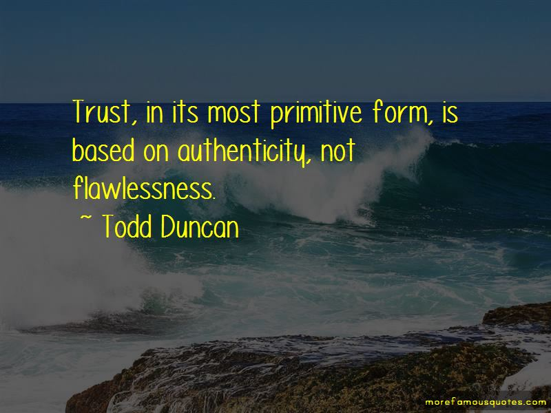 Todd Duncan Quotes Pictures 3