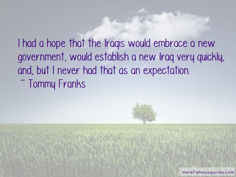 Tommy Franks Quotes Pictures 2