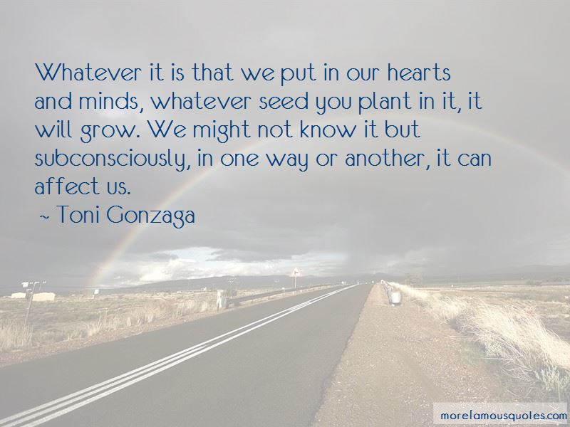 Toni Gonzaga Quotes Pictures 3