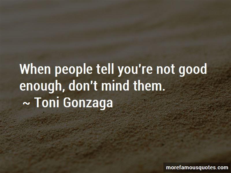 Toni Gonzaga Quotes Pictures 4