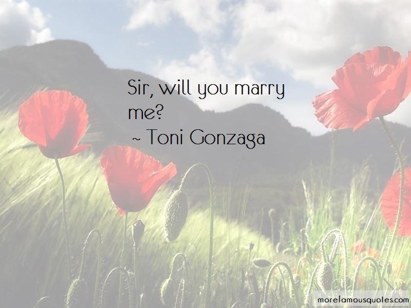 Toni Gonzaga Quotes