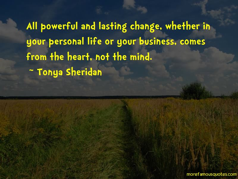 Tonya Sheridan Quotes Pictures 3