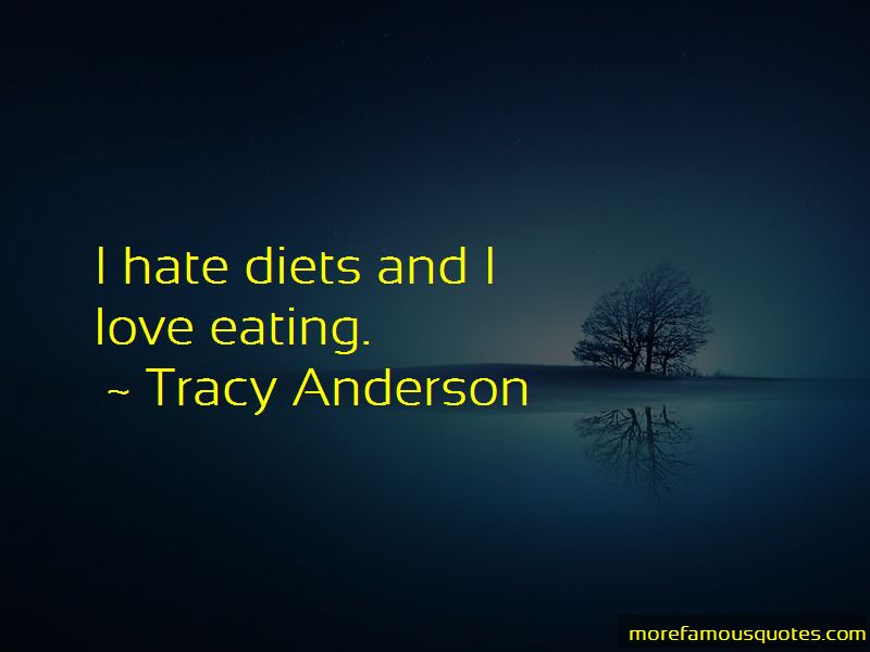 Tracy Anderson Quotes Pictures 4