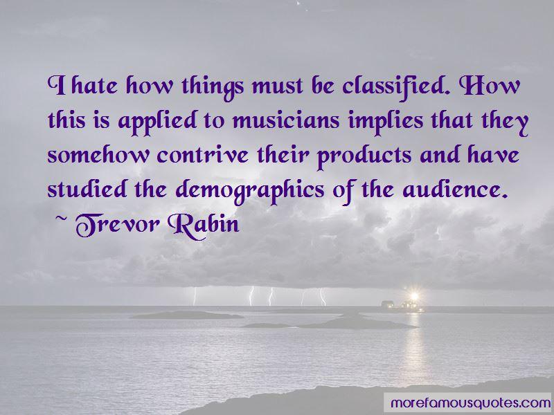 Trevor Rabin Quotes Pictures 3