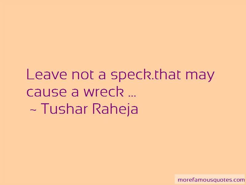 Tushar Raheja Quotes Pictures 2