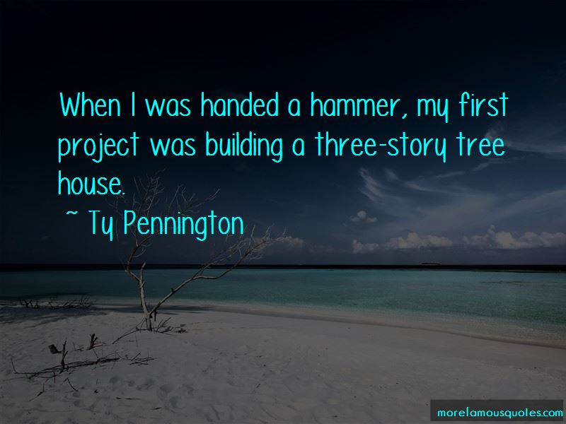 Ty Pennington Quotes Pictures 2