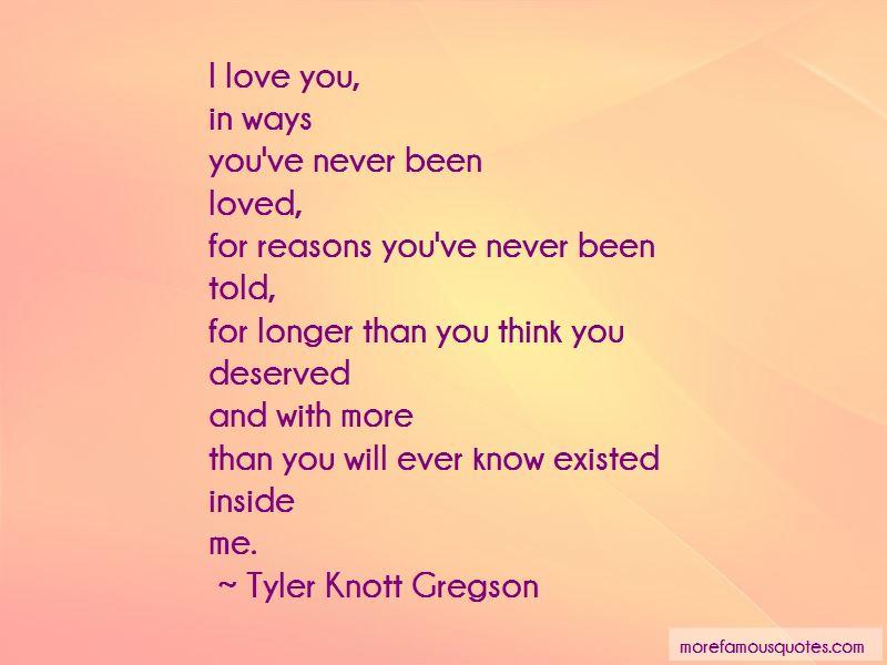 Tyler Knott Gregson Quotes   Tyler Knott Gregson Quotes Top 36 Famous Quotes By Tyler Knott Gregson