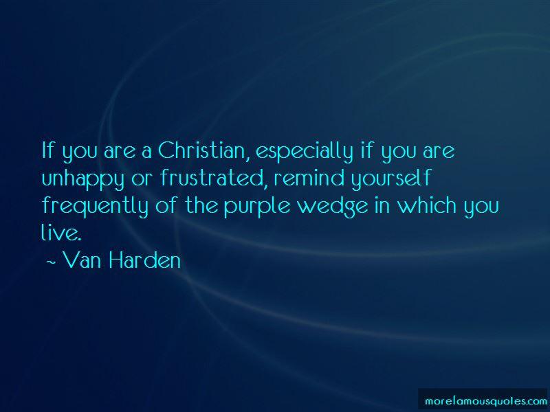 Van Harden Quotes Pictures 2