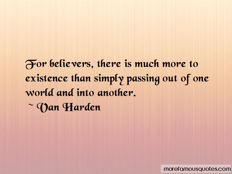 Van Harden Quotes Pictures 4