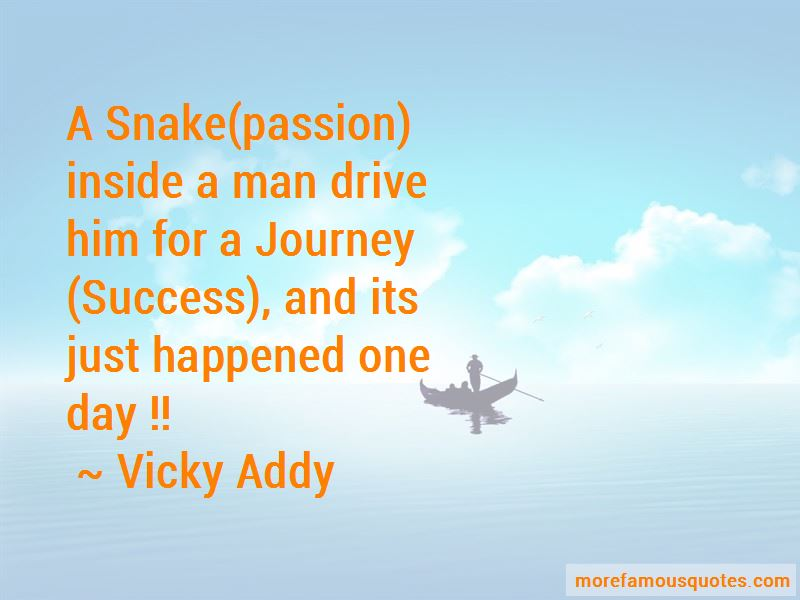 Vicky Addy Quotes