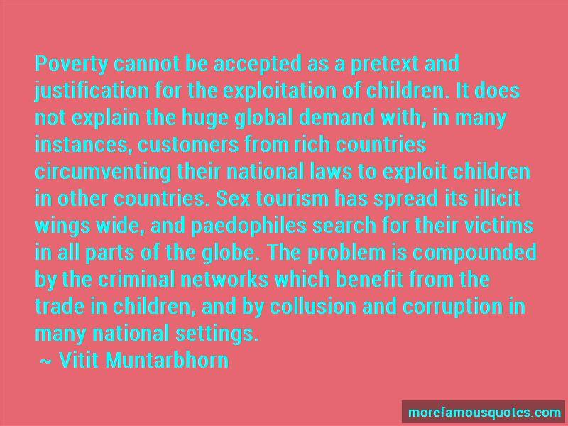Vitit Muntarbhorn Quotes
