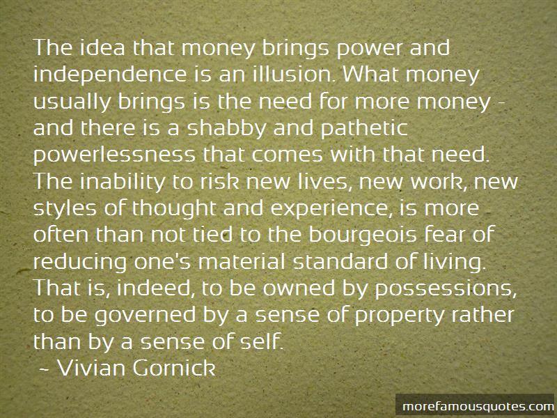 Vivian Gornick Quotes Pictures 3