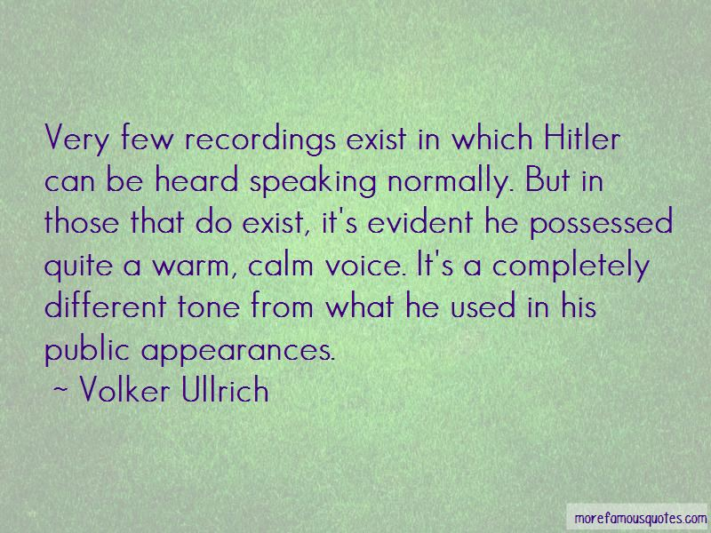 Volker Ullrich Quotes Pictures 4