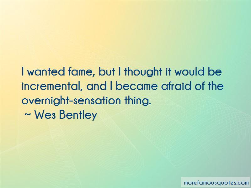 Wes Bentley Quotes Pictures 2