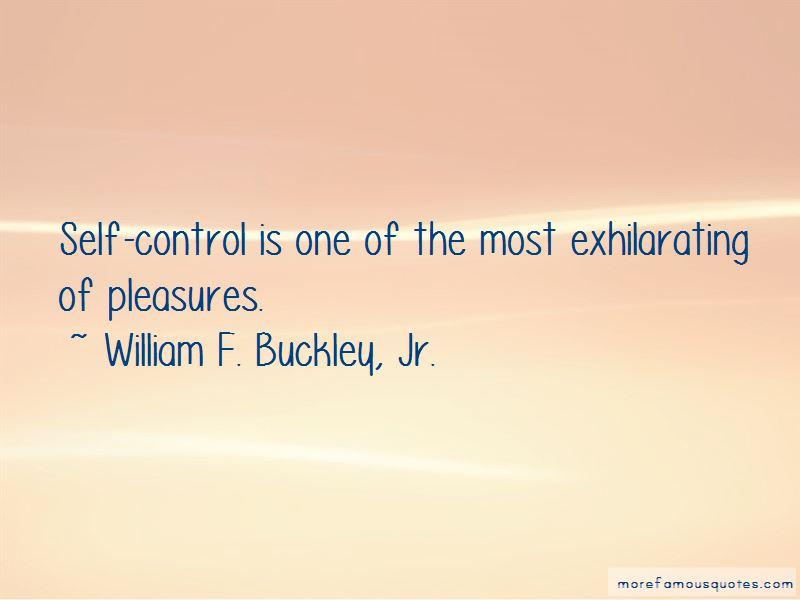William F. Buckley, Jr. Quotes Pictures 4