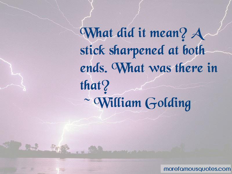 William Golding Quotes Pictures 2