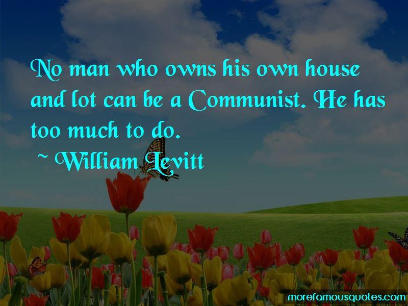 William Levitt Quotes Pictures 2