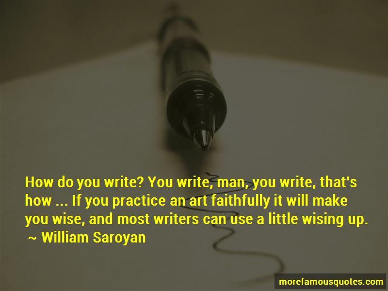 William Saroyan Quotes