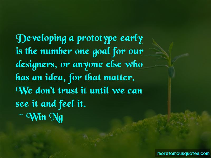 Win Ng Quotes