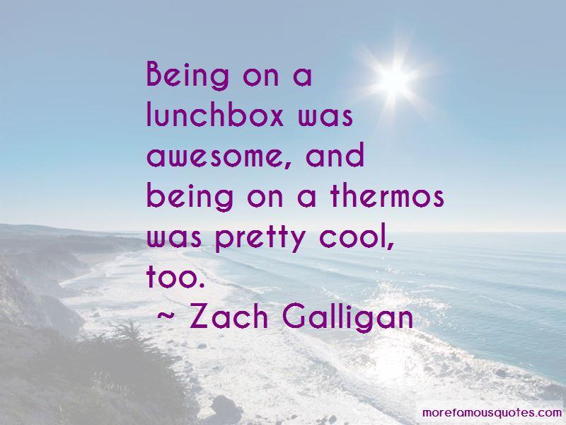 Zach Galligan Quotes Pictures 2