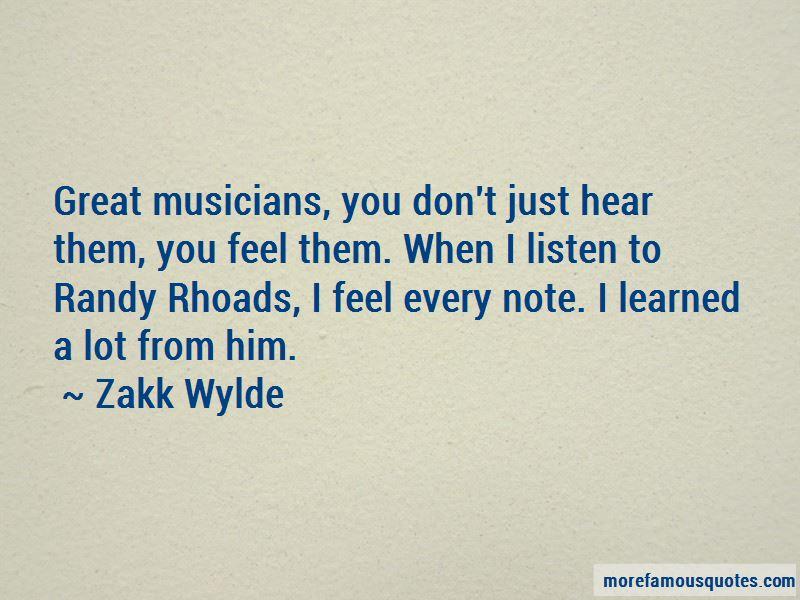 Zakk Wylde Quotes Pictures 4