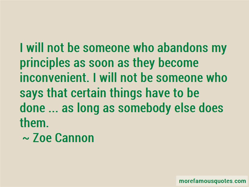 Zoe Cannon Quotes Pictures 2