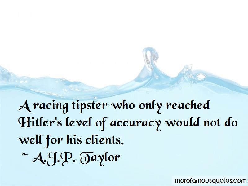 A.J.P. Taylor Quotes Pictures 3
