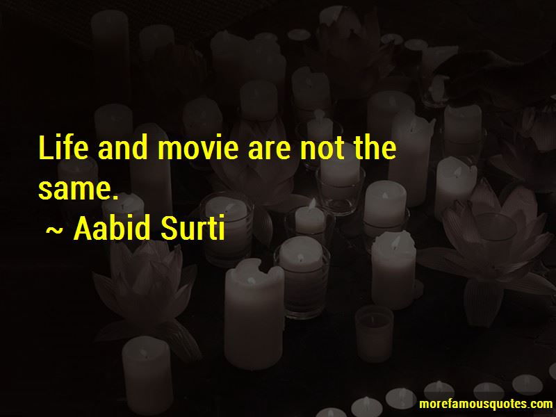 Aabid Surti Quotes