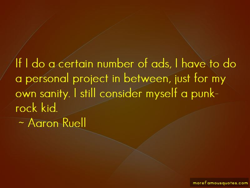 Aaron Ruell Quotes Pictures 2