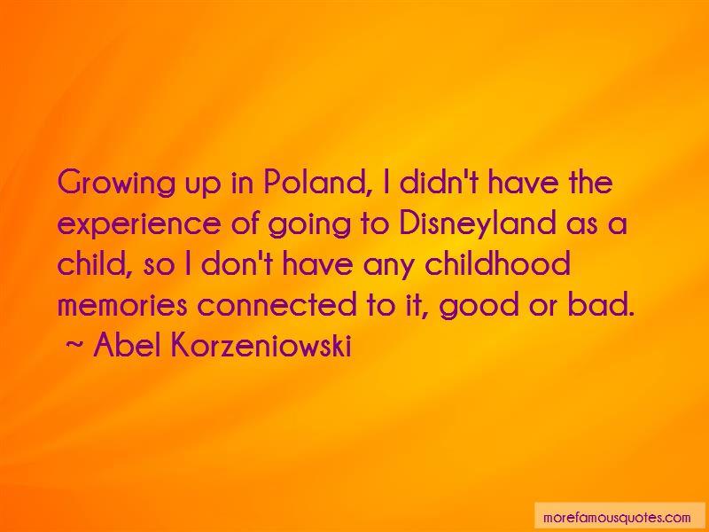 Abel Korzeniowski Quotes Pictures 2