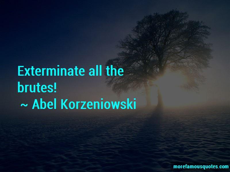 Abel Korzeniowski Quotes Pictures 4