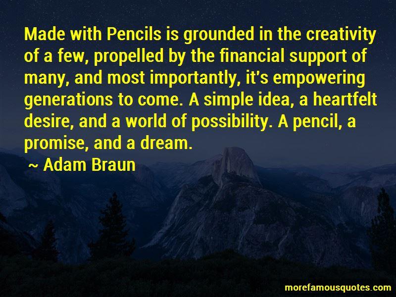 Adam Braun Quotes Pictures 2