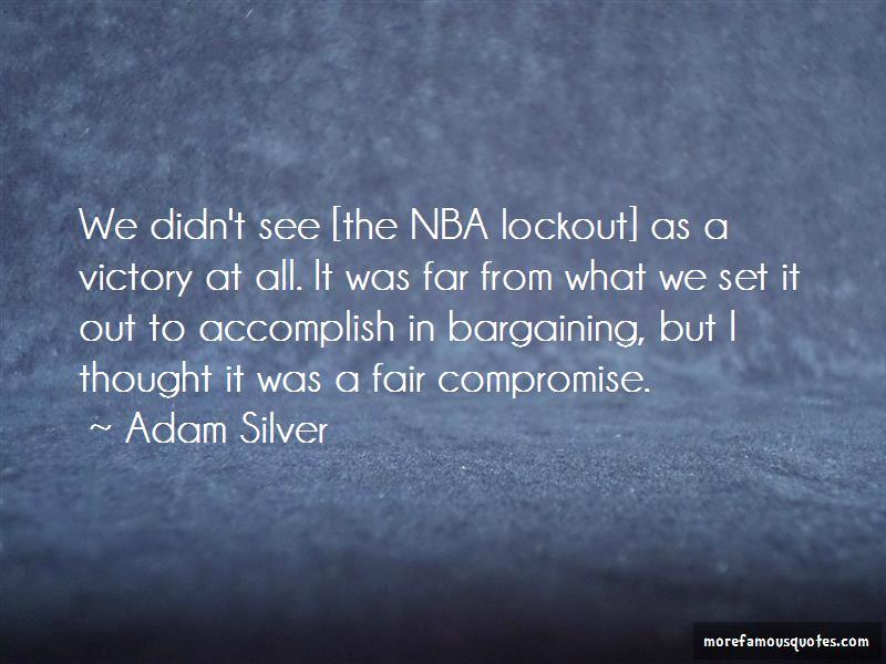 Adam Silver Quotes Pictures 2